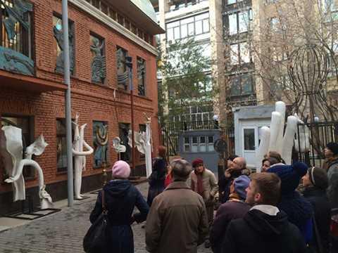 День города в музее Бурганова