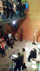 Ночь в музее-2016 в Доме Бурганова