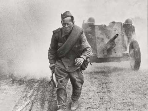 Выставка «Война глазами фотокорреспондентов. Из коллекции Николая Лаврентьева»