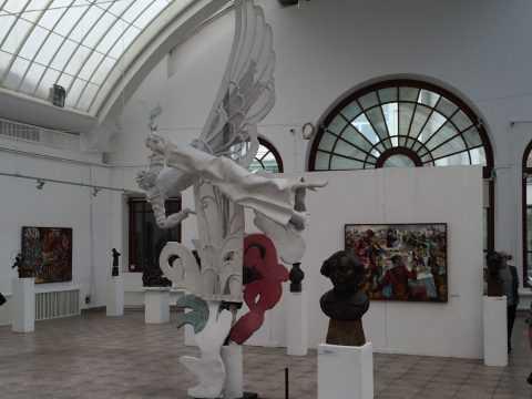Выставка «Художники в эпохах перемен»