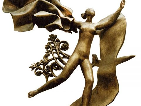 Юность. Юбилей скульптуры. К 50-летию создания