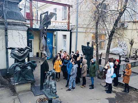 Александр Бурганов. Скульптор. Выставка ко Дню рождения