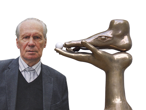 Как русский скульптор Бурганов покорил три столицы - Москву, Париж, Брюссель