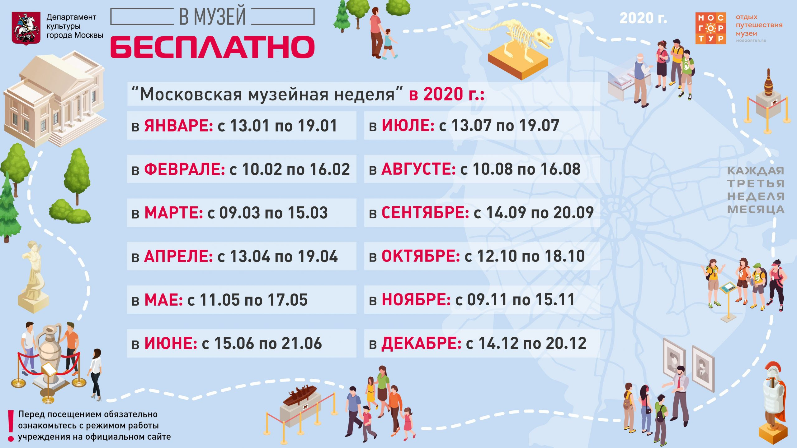 Московская музейная неделя-2020