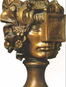 Из жизни скульптур Александра Бурганова. Урна (Ваза)