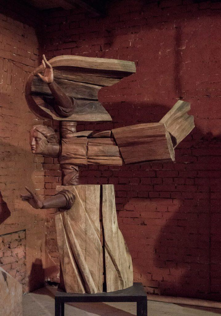 """Выставка """"Мария Бурганова. Скульптура, графика"""""""