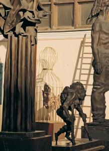 Магический реализм Александра Бурганова