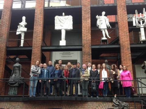 VII Международный симпозиум по скульптуре студентов творческих вузов