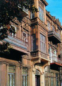 Студия в Баку. 1941-1951