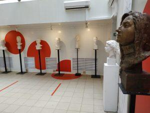 Выставка «Молодые художники стран СНГ»